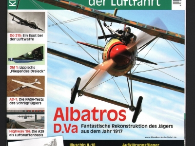 Klassiker der Luftahrt (DE)